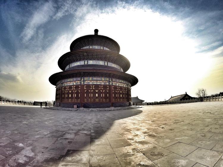 #01__Hong Kong - Shangai - Beijing