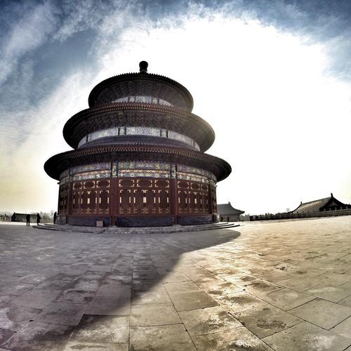 #01 Hong Kong - Shangai - Beijing