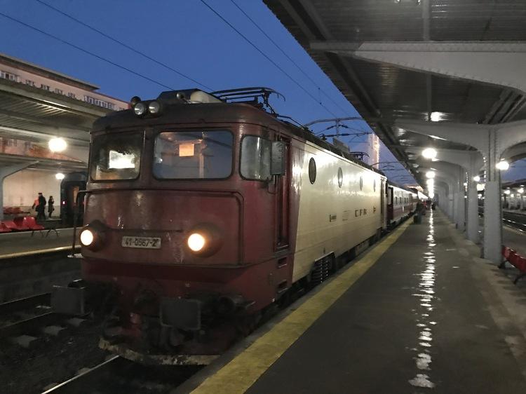 IR 401 / 402, Bukurešť Gara de Nord - Kišiněv