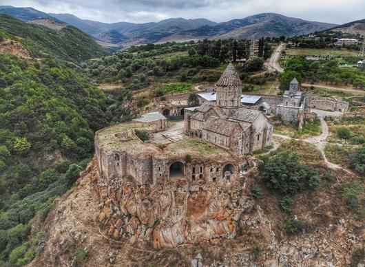 #13<br>Gruzie, Arménie & Arstsakh /Náhorní Karabach/
