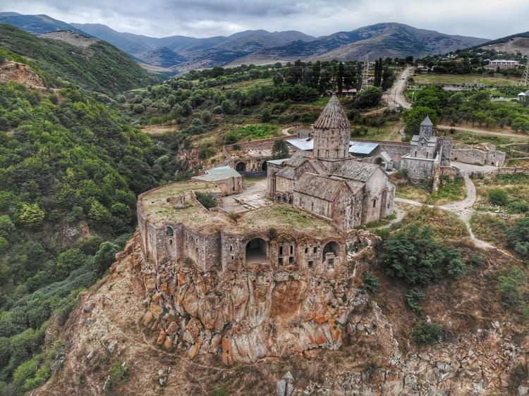 #13__Gruzie, Arménie & Arstsakh /Náhorní Karabach/
