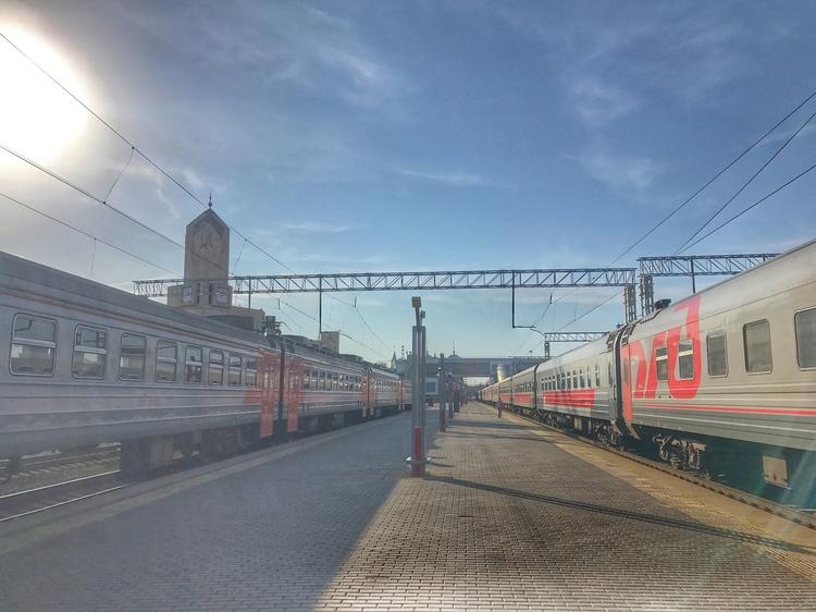 002Й Tatarstan, Moskva Kazansky - Kazaň