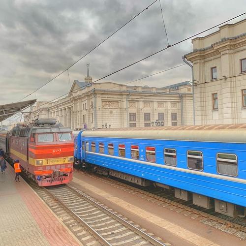 008Б, Brest Centralny— Moskva Belorusskaya