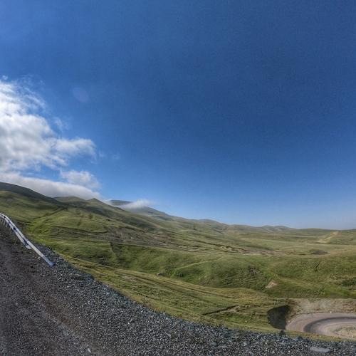 Z Jerevanu do Náhorního karabachu
